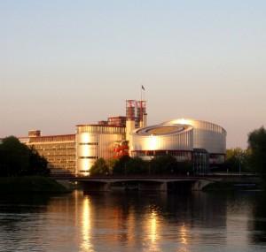 Evropský soud pro lidská práva ve Strasbourgu