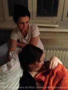 Péče o matku a dítě jako o jednu jednotku