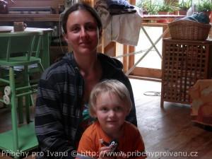 Michael s maminkou