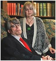 Manželé Stephen a Tabitha Kingovi
