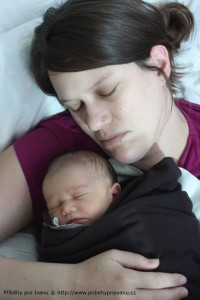 Heřmánek s maminkou