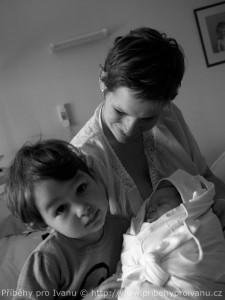 S oběma dětmi