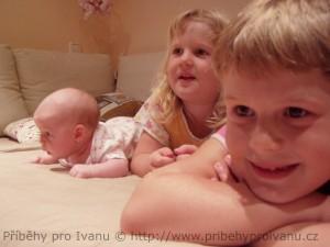 Tři holčičky