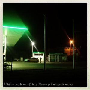 Rodná benzínová pumpa